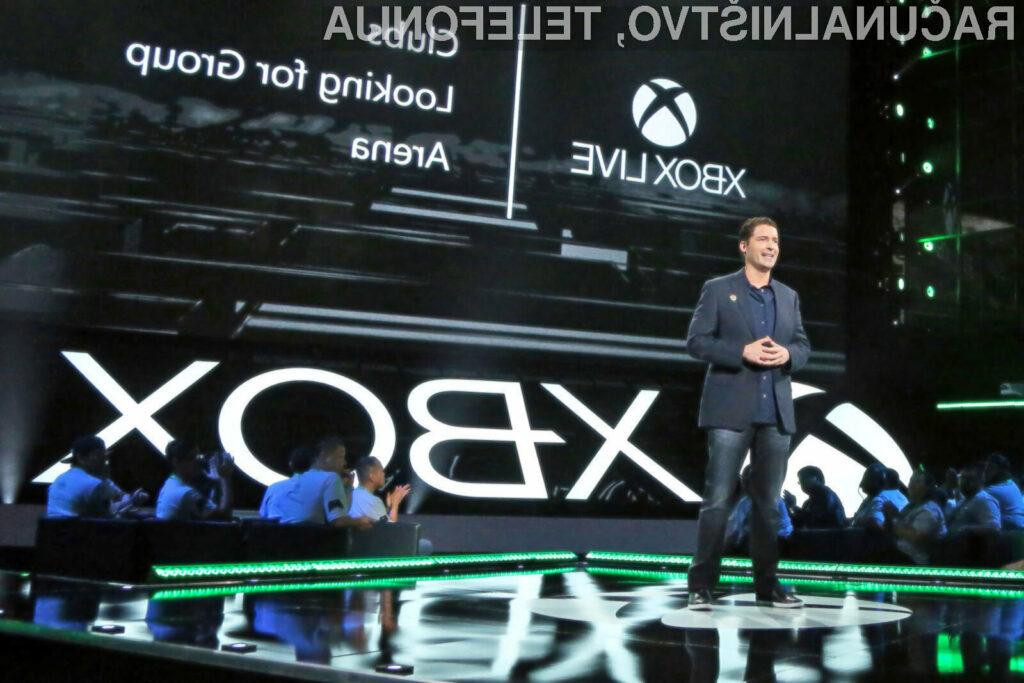 Storitev Xbox Live bomo lahko uporabljali tudi na platformah Android, iOS in Switch.