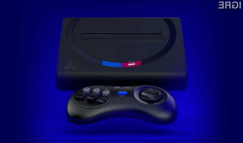Retro igra Hardcore se vrača s prenovljeno igralno konzolo Mega SG podjetja Analogue.