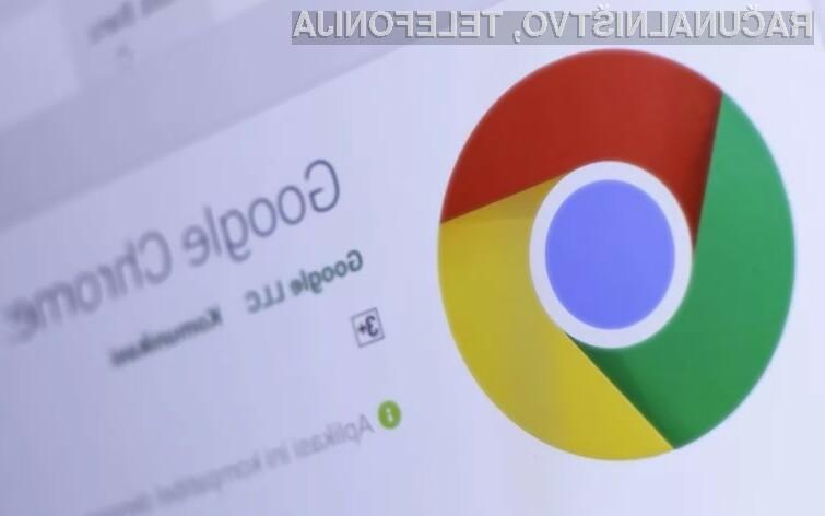 Novi Google Chrome bo omogočil neposredno urejanje dokumentov PDF.