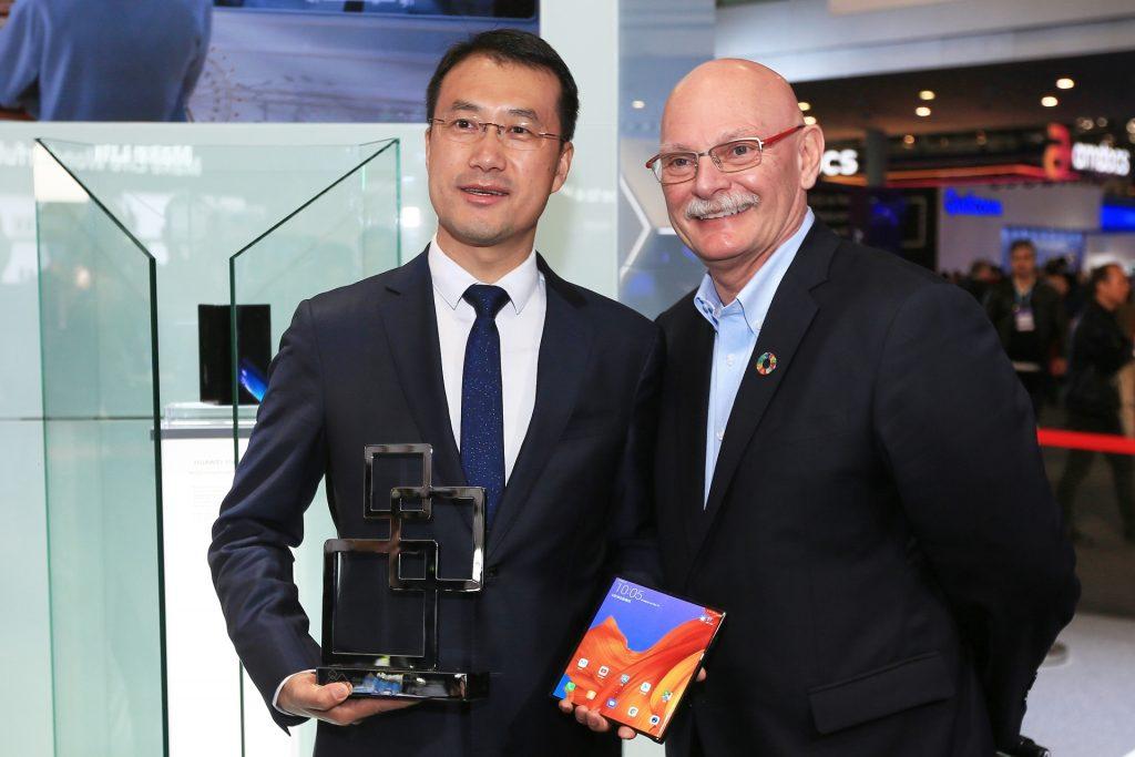 MWC 2019: Huawei Mate X izbran za najboljšo novo mobilno napravo
