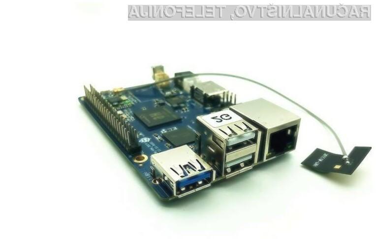 Nova računalnika Pine64 Rock64 Revision 3 in Pine H64 Model B bosta naprodaj kmalu.