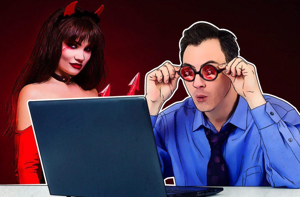 Obiskovalci pornografskih spletnih strani na udaru