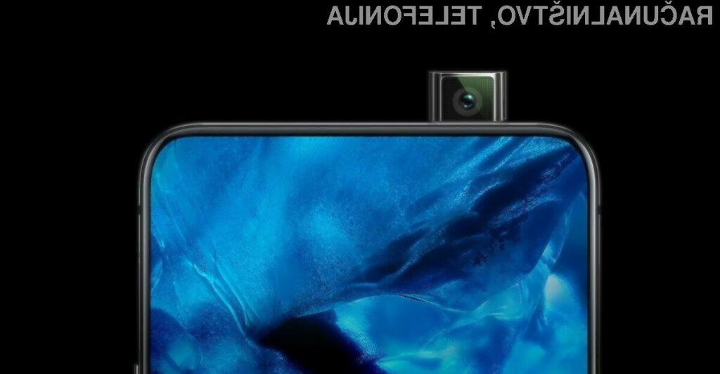 Pri telefonu Samsung Galaxy A90 bo spletna kamera skrita kar v ohišju.