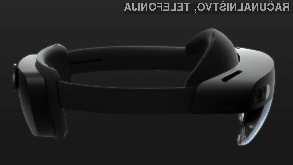 Očala za navidezno resničnost HoloLens 2 obetajo veliko