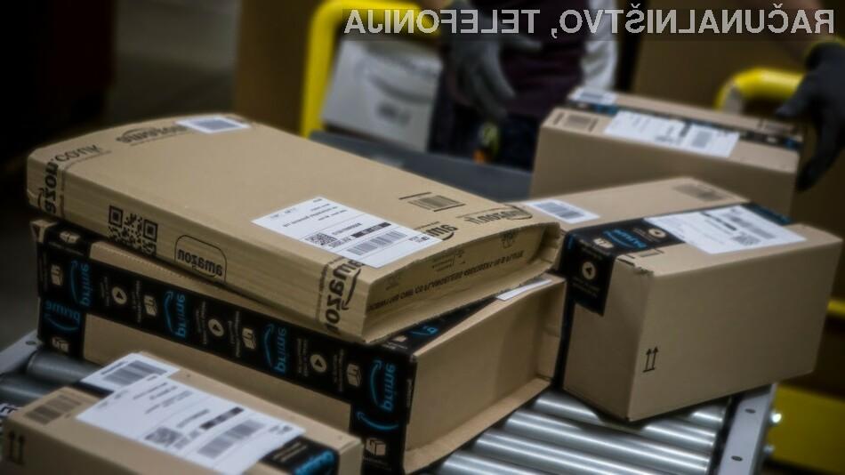 The Amazon Race: preizkusite se z delom v Amazonovem skladišču