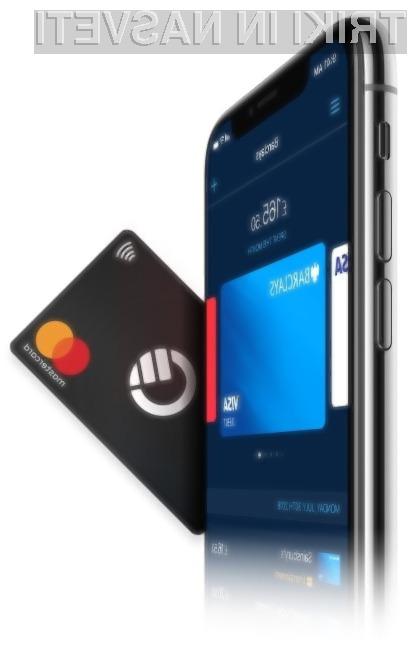 Vse vaše plačilne kartice na voljo v eni sami aplikaciji.