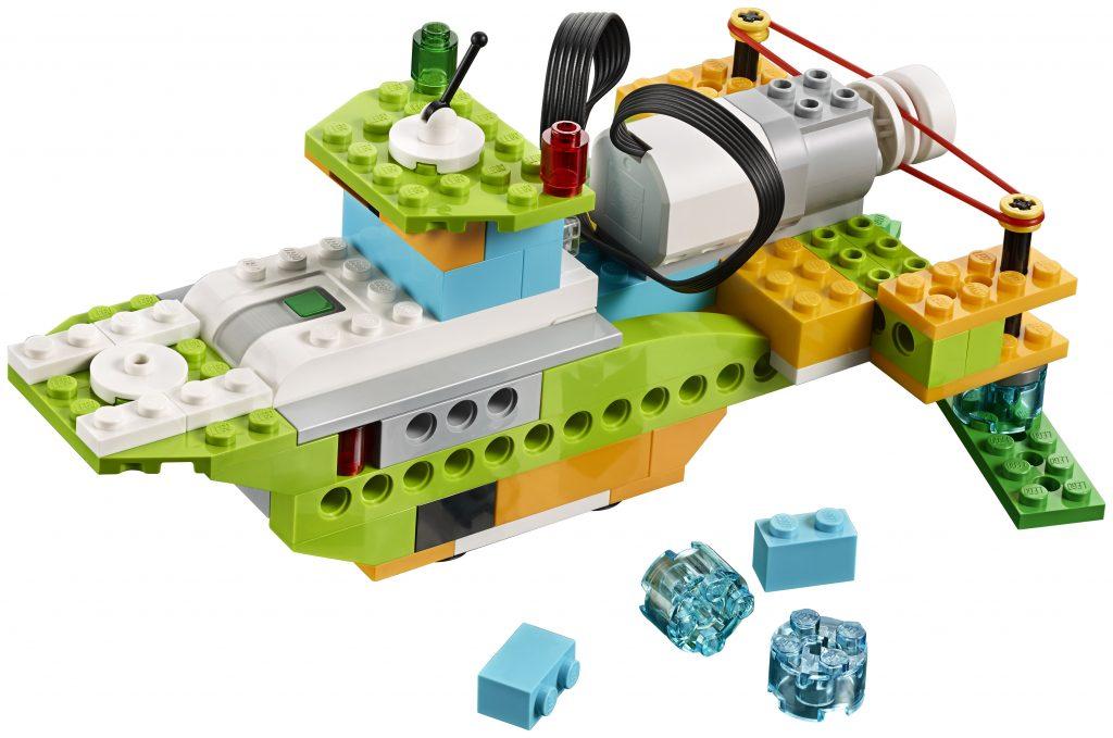LEGO® Education WeDo 2.0 združljiv s programom Scratch 3.0