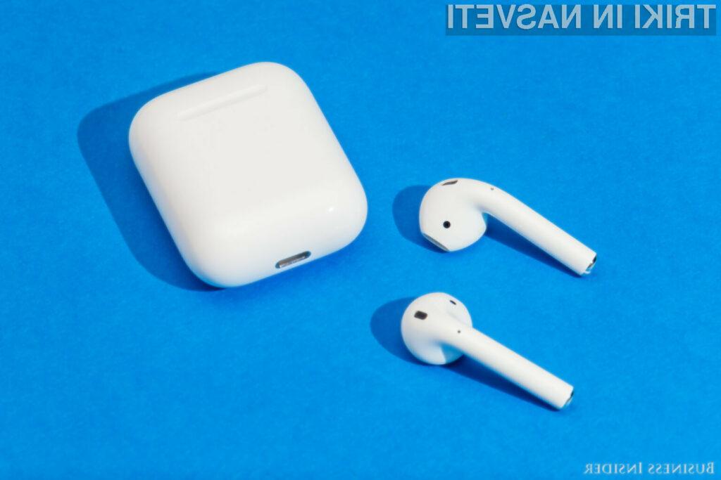 Za uporabo Applovih slušalk AirPods ne potrebujete iPhona