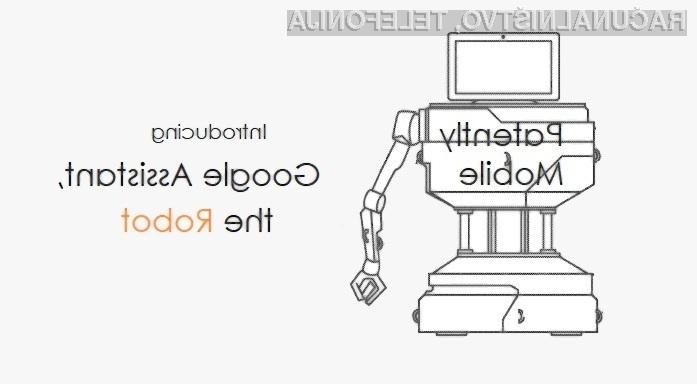 Googlov robot bi lahko uporabljali za različne namene, in sicer od poslovnih do hišnih opravil.