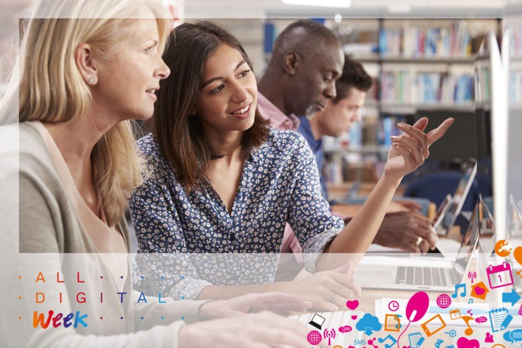 Teden digitalnih veščin 2019 -  delavnice za vse generacije!