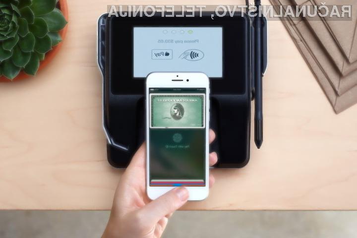 Storitev Apple Pay bomo lahko v Sloveniji uporabljali v navezi s spletno banko N26.