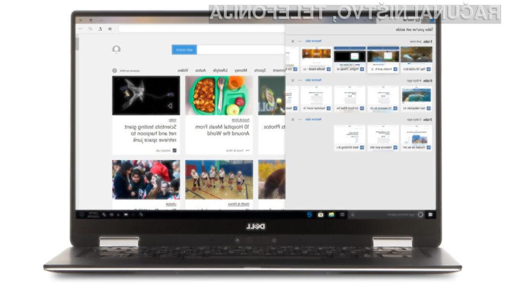 Spletni brskalnik Microsoft Edge postaja vse bolj priljubljen med uporabniki spleta.