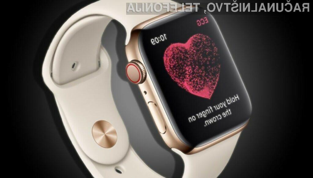 Funkcija za nadzor srčnega utripa in elektrokardiogram še nista na voljo za nas.
