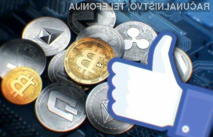 Kriptovauta podjetja Facebook bi zagotovo prepričala marsikaterega uporabnika družbenih omrežij.