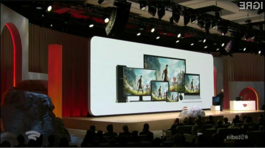 Oblačna igričarska platforma Google Stadia bi lahko bila kmalu na voljo tudi v Sloveniji.