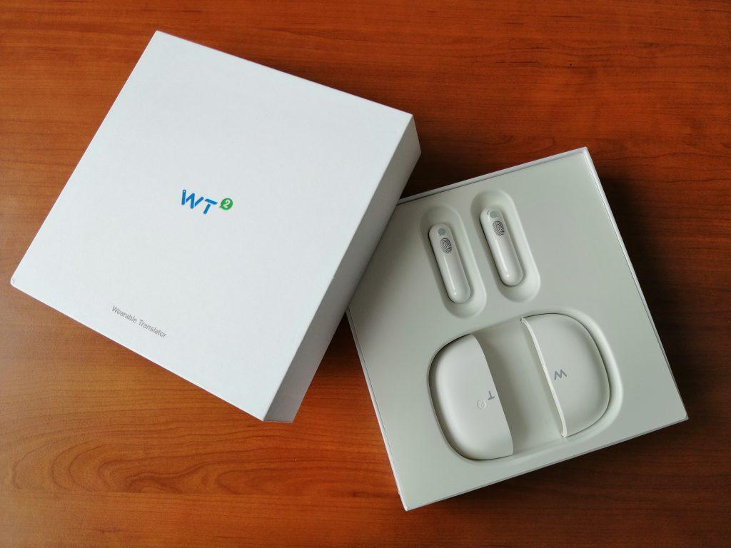 Slušalke WT2 Plus podjetja Timekettle razumejo in govorijo kar 36 svetovnih jezikov.