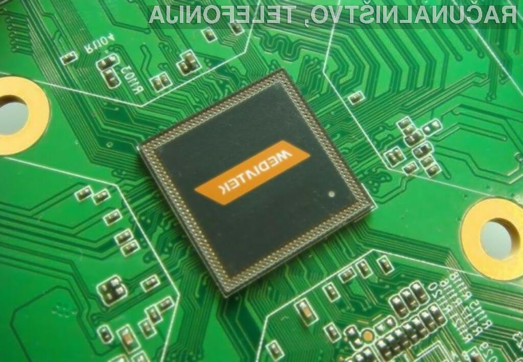 Novi mobilni procesor podjetja MediaTek bo izdelan s pomočjo 7-nanometrske tehnologije in bo podpiral omrežje 5G.