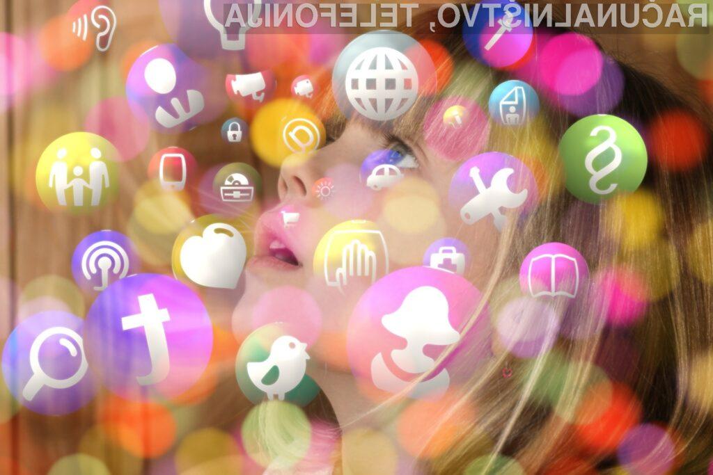Otroci in mobilni telefoni: s prednostmi prihajajo tudi nevarnosti