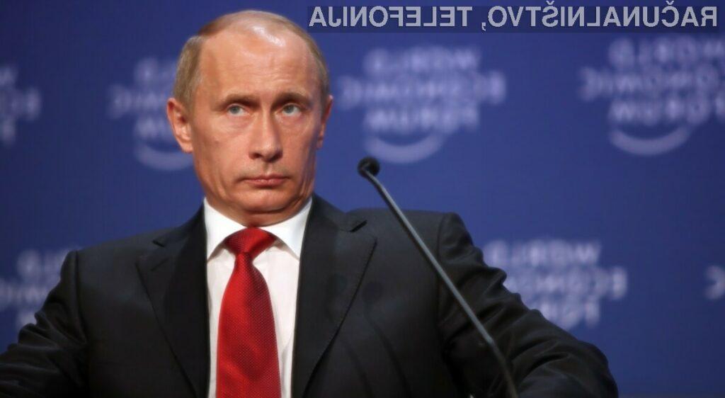 Rusija bo prestopnike na svetovnem spletu kaznovala tako z denarno kot zaporno kaznijo.