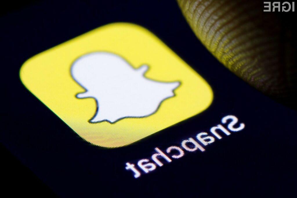 Družbeno omrežje Snapchat naj bi kmalu postalo središče za igranje spletnih iger.