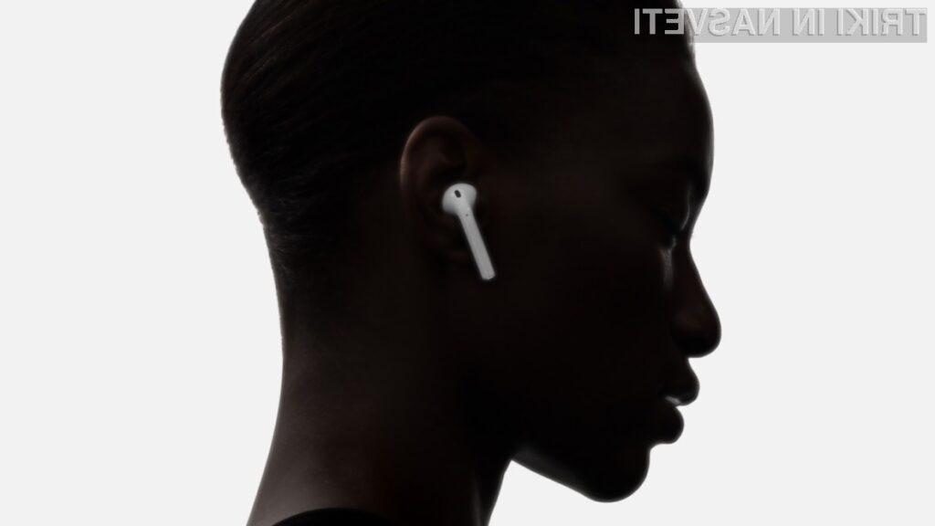 Kako očistiti brezžične slušalke Apple AirPods?
