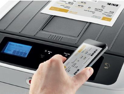 Nova paleta OKI A3 LED barvnih tiskalnikov