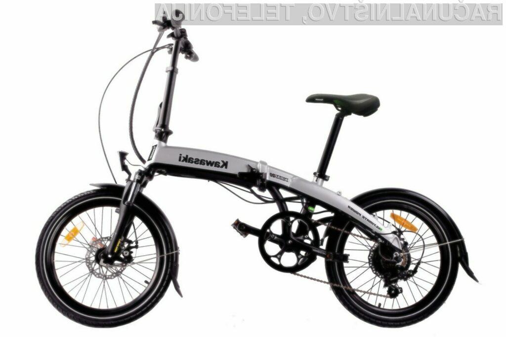 Električna kolesa in skiroji vse bolj priljubljeni