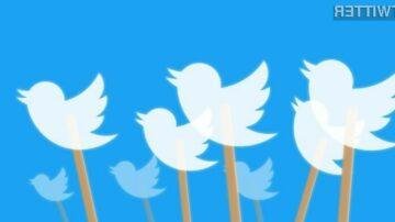 Twitter še drži korak