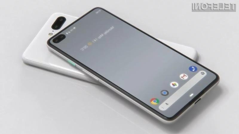 Od pametnih mobilnih telefonov Google Pixel 4 in Pixel 4 XL se pričakuje zelo veliko.