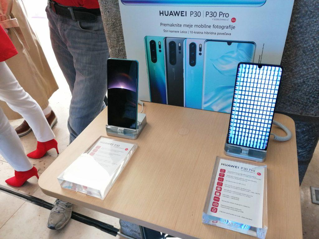 Huawei P30 vs. Huawei P30 Pro: Kateri je pravi za vas?