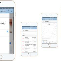 Mobilno potrjevanje dokumentov v sistemu e-GenDoc na javanskih platformah
