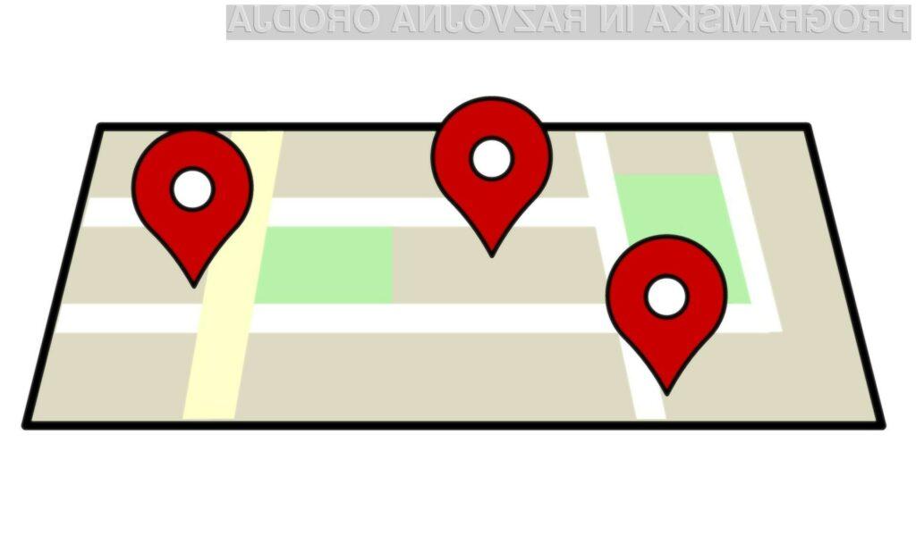 10 katastrof, ki jih je povzročil Google Maps