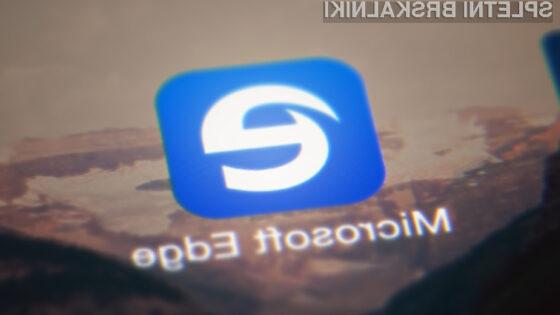 Microsoft Edge - Chromium: ponujal naj bi vse, kar potrebuje sodobni spletni brskalnik