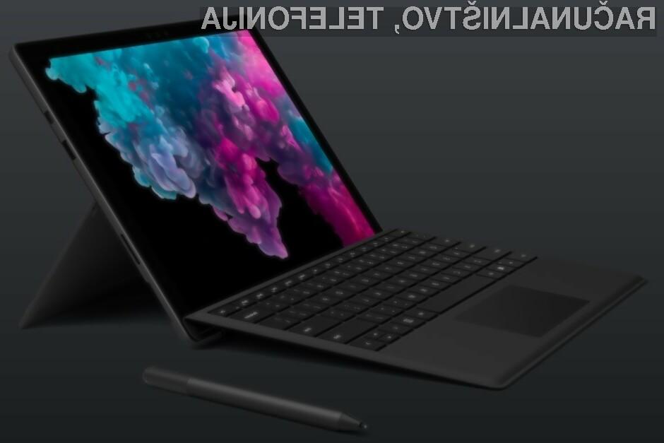 Novi Surface Go naj bi za preračunavanje podatkov uporabljal zmogljive mobilne procesorje Snapdragon.