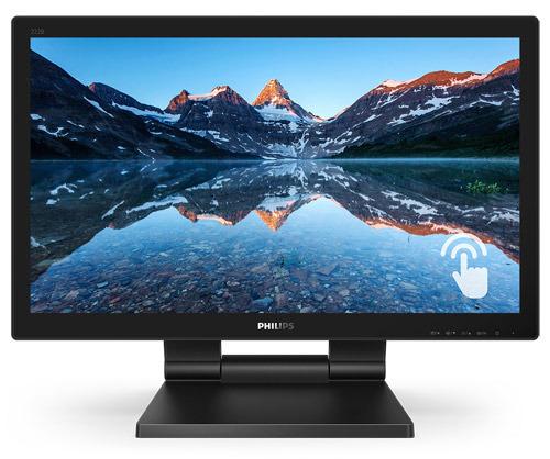 Izkoristite moč dotika: interaktivni monitor na dotik Philips 222B9T s funkcijo SmoothTouch