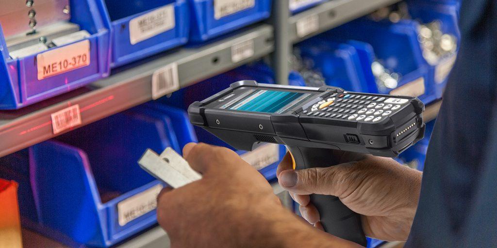 Evolucija mobilnih terminalov ‒ Zebra MC9300