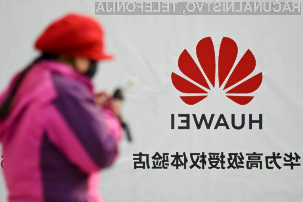Podjetje Huawei bo združilo prednosti pametnih televizorjev s hitrim mobilnim omrežjem 5G.