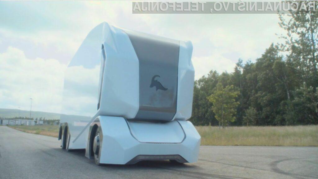 Avtonomni električni tovornjaki na Švedskem so že stopili v operativno uporabo.