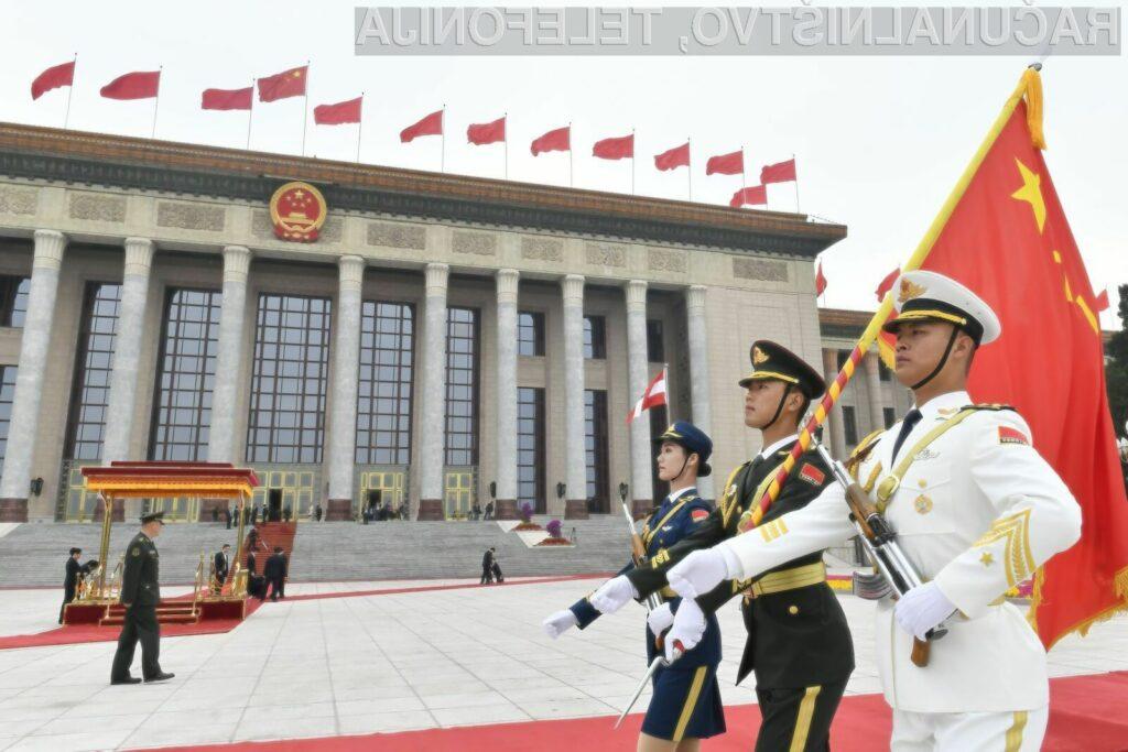 Kitajska bo za vojaške računalnike izdelala lasten operacijski sistem.