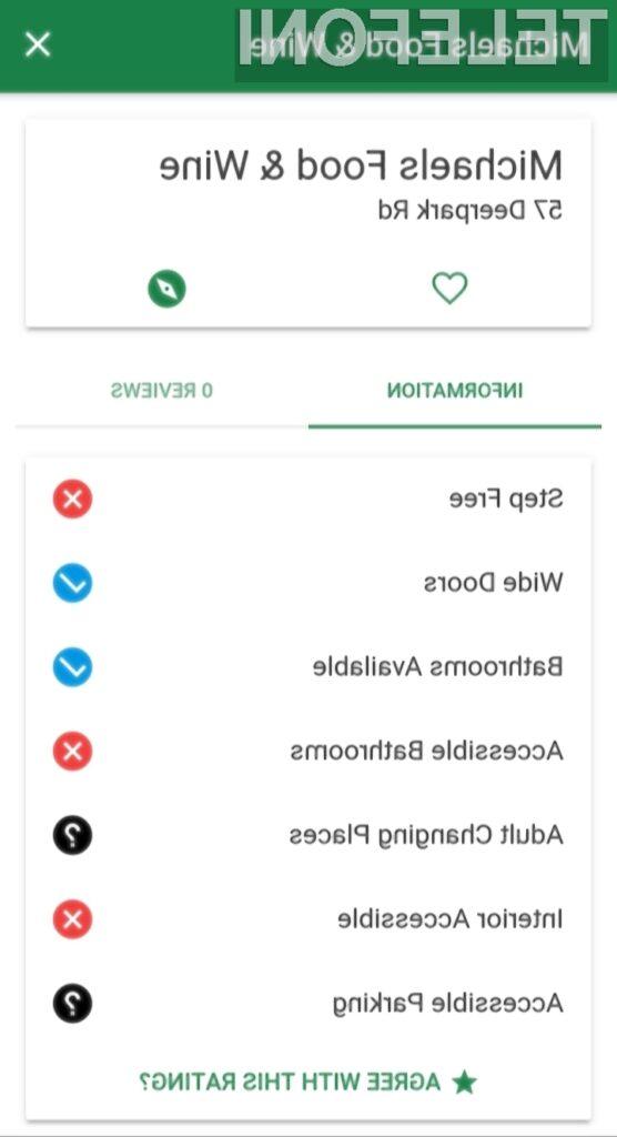 Aplikacija je brezplačna in enostavna za uporabo.