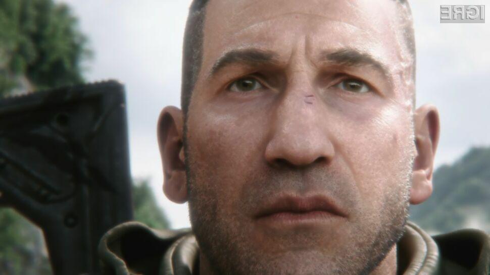 V ospredju igre je filmski zvezdnik Jon Bernthal.