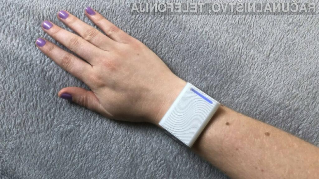 Embr Wave: osebni, pametni termostat, ki vas ohladi ali segreje v nekaj minutah