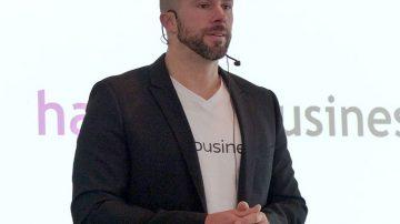 Felix Beilharz je redno keynote speaker na mednarodnih konferencah o digitalnem marketingu kot so SEOKOMM, OMX, SMX, SEMSEO …