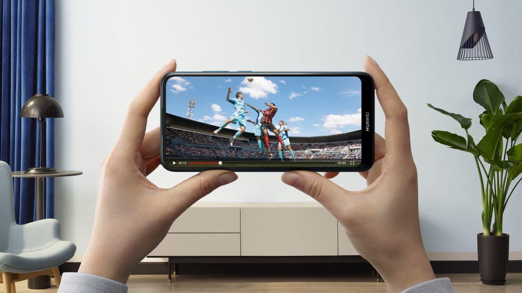 Huawei Y6 in Y7 2019 – prenosna zabava za mlade