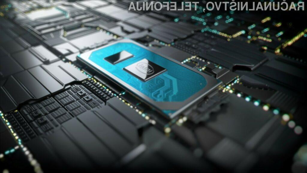 Novi procesorji podjetja Intel Ice Lake naj bi bili precej zmogljivejši v primerjavi s predhodno generacijo.