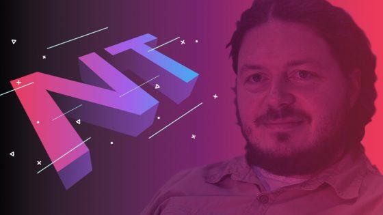 Luka Manojlović, programski vodja tehnološkega dela 24. NT konference