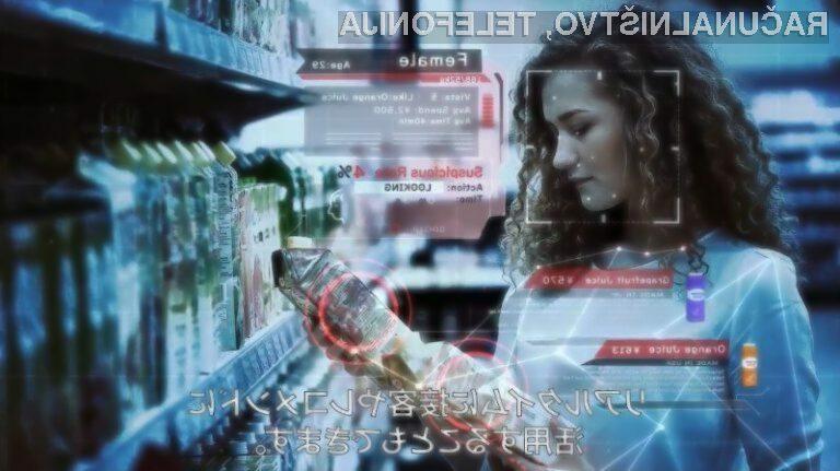 Programska oprema VaakEye lahko brez večjih težav prepoznava nepridiprava v trgovini.
