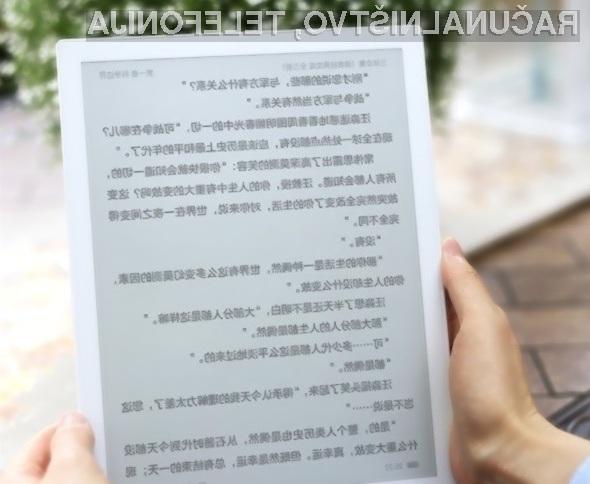 Tablični računalnik Xiaomi Ink Case Smart Electronic Paper je dejansko nekaj posebnega.