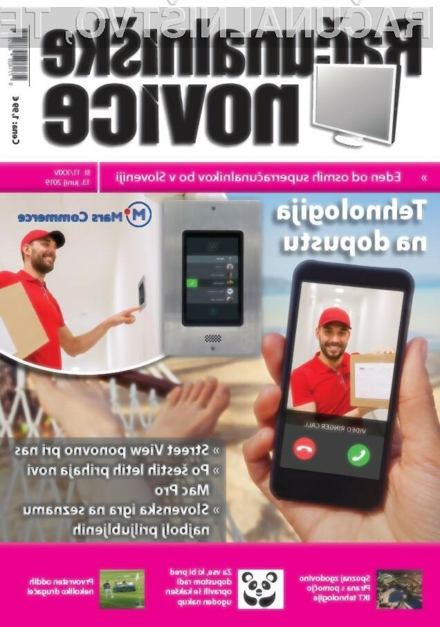 Nova številka revije: Tehnologija na dopustu