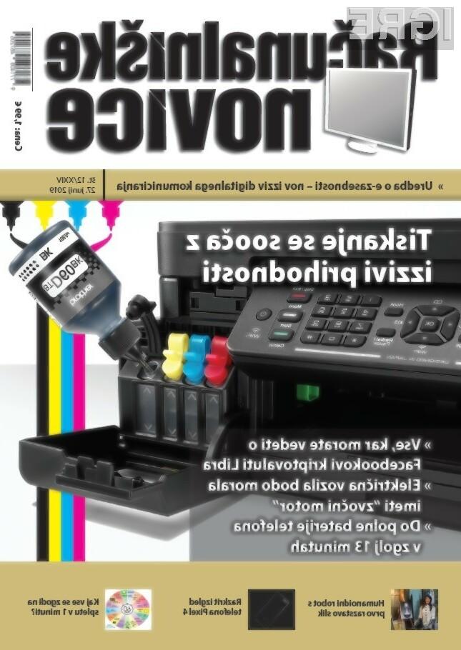 Nova številka revije: Tiskanje se sooča z izzivi prihodnosti